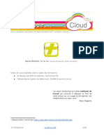 Cloud Computing et outils Google - Formation