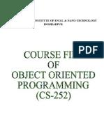 Oop With C++ Pdf