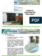 Chemical Wastewater Treatment F