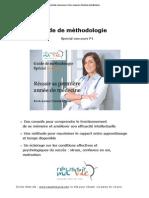 Guide Reussir Concours de Medecine