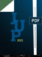 Memoria Jornada Universitaria de los Pirineos 2012