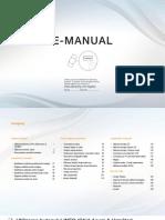 user manual samsung 32eh6030