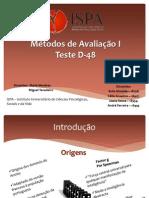 Teste D-48