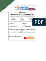 Www.coloniaexpress.com 8101