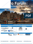 TaxPro Forum Amsterdam 2012