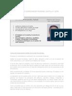 Candidatos a Coordinador Regional Castilla y León