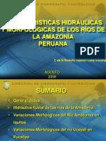 4 Carac Hid y Morfo Rios Peru