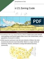 Miami 21 Zoning Code