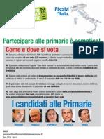 Primarie 2012 Pesaro e Urbino_ Come e Dove Si Vota