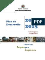 OAP Plan Desarrollo Magdalena 2012-2015