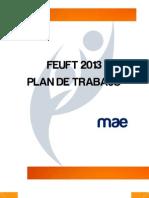 Plan de Trabajo Mae - Feuft2013