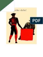 The Debt Resistors' Organizing Kit