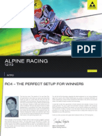 Alpine Fischer Racing 2012 2013