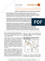 The Global Economy - November 19, 2012