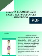 Studiu_de_caz ..Copil Ces Logopedie