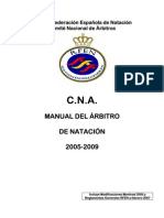 Manual Arbitro Natacion