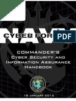 Ncf Cybersecurity Ia Handbook