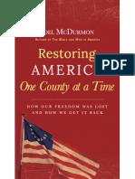Restoring America