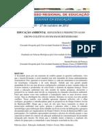 EDUCAÇAO AMBIENTAL CARVALHO