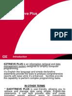 Ezetrieve Presentation Version 1.0