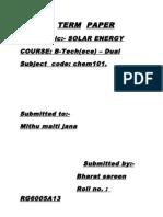 Chemistry Term Paper - Copy