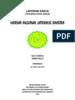 Hernia Inguinal Lateralis Sinistra