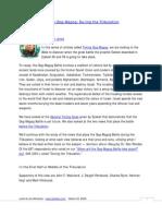 Blog Timing Gog-Magog During Tribulation
