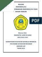 Resume Wahidatul Laeni Sa'Adah