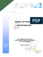 Manual de Proyectos 2005