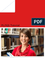 PLSQL Tutorial 11g