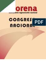 Congreso Nacional Morena