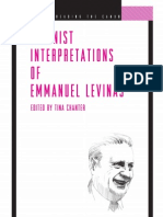 Feminist Interpretations of Emmanuel Levinas