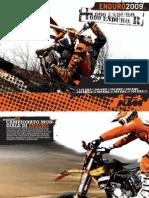 KTM Enduro 2009