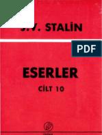Stalin Cilt 10
