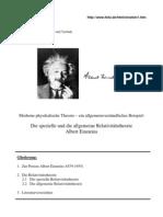Einstein Grundlagen