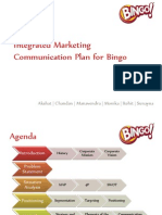 IMC Plan-Bingo_Group N
