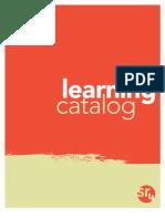 sr4 Course Catalog