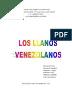 Los Llanos Venezolanos
