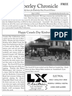 Kimberley Chronicle Issue # 9