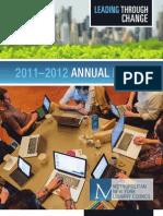 METRO Annual Report 2011/12