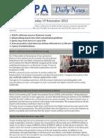 2012-11-19 Ifalpa Daily News