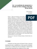 Perfil Sanitario-As Condicoes de Sanemaento de Habitacao Na Terra Indigena Xakriaba - Revista Da FUNAI