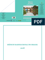 déficit habitacional no brasil 2008