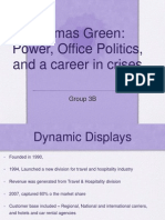 Thomas Green-Office Politics