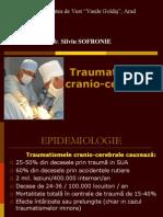 Traumatismul Cranio Cerebral