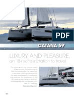 Catana 59 Article
