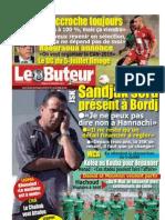 LE BUTEUR PDF du 20/10/2012