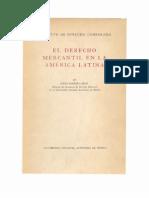 El Derecho Mercantil en America Latina - Jorge Barrera Graf PDF