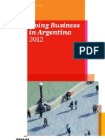 doingbusinessinargentina2012-121119140410-phpapp02