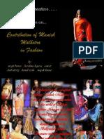 contribution of manish malhotra in bollywood.
